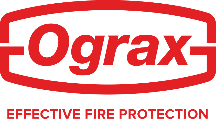 Effective fire protection Ograx